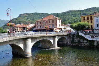 Le pêchaillon prépare une sortie en Ariège