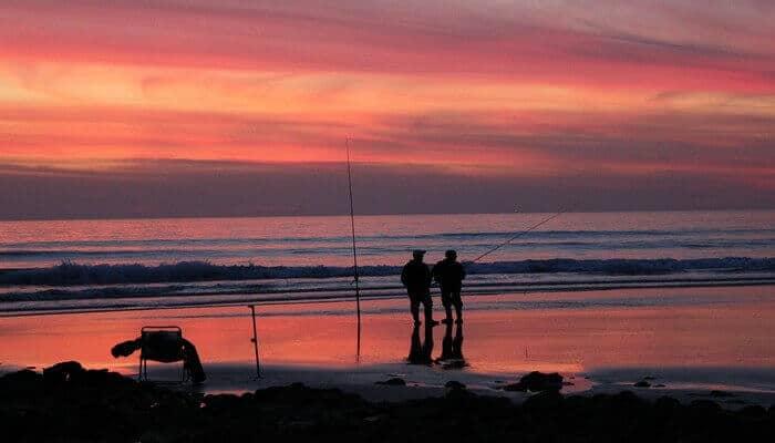Vacances en Espagne un camping au bord de la mer