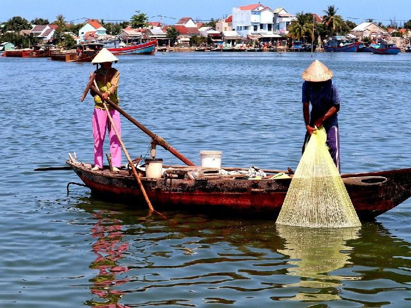Idées d'endroits pour pêcher au Vietnam