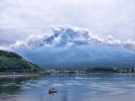 Café Polestar - Fishing trip au Japon